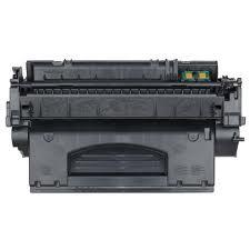 HP Toner cartridge Q7553X zwart hoge capaciteit (huismerk)