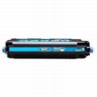 HP Toner cartridge Q7581A cyaan (huismerk)