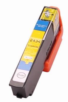 inkt voor Epson T2434XL  hoge capaciteit geel 15 ml
