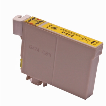 Epson inkt cartridge voor 34XL Y Geel 13,5 ml