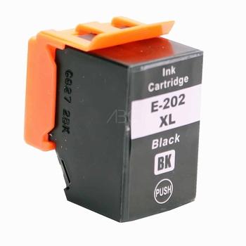 inkt cartridge Compatibel voor Epson 202XL zwart 24 ml