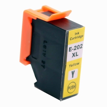 inkt cartridge voor Epson 202XL geel 650 paginas 13 ml