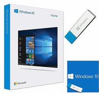 Window 10 Professional pro full package usb aabieding!