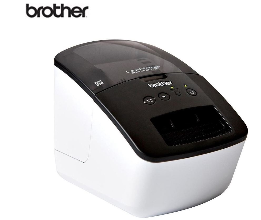 Brother QL-700 - LabelPrinter