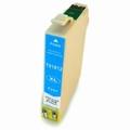 Inkmaster cartridge voor Epson T1812 18XL C Cyaan 16ml