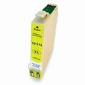 Inkmaster cartridge voor Epson 18XL Y Geel 16ml