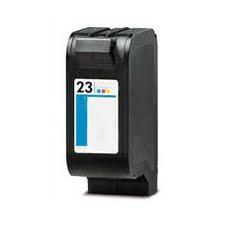 HP Inkt cartridge 23 (C1823D) kleur (huismerk) 47 ml