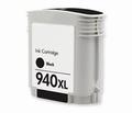 HP Inkt cartridge 940XL (C4906) zwart hoge capaciteit (huism 72