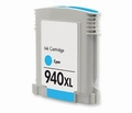 HP Inkt cartridge 940 XL (C4907) cyaan hoge capaciteit 28ml