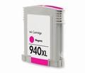 HP Inkt cartridge 940XL (C4908) magenta hoge capaciteit (hui 30
