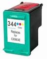 HP Inkt cartridge 344 (C9363E) kleur (huismerk) 18 ml 21