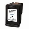 HP Inkt cartridge 300 XL (CC641EE) zwart 17 ml (huismerk) 20