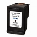 HP Inkt cartridge 300 XL (CC641EE) zwart 17 ml (huismerk)