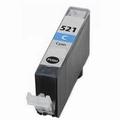 Canon Inkt cartridge CLI-521C cyaan met chip 11ml