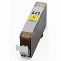 Canon Inkt cartridge CLI-521Y geel met chip 11ml