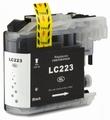 Brother cartridge LC-223BK XL 20 ml Zwart (huismerk)