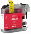 Brother cartridge LC-223M XL 10 ml Magenta (huismerk)