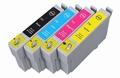 Epson Inkt cartridge T0715  cartridgesBK/C/M/Y