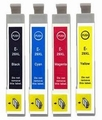 Epson 29XL (T2996) inktcartridge BK,C,M, Y hoge capaciteit