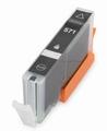 Canon CLI-571XL GY  inktcartridge  Grijs  Huismerk 14ml