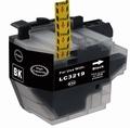 Inkmaster Inkt voor Brother LC-3219XL BK zwart 74 ml
