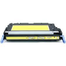 HP Toner cartridge Q6472A geel (huismerk) 4000