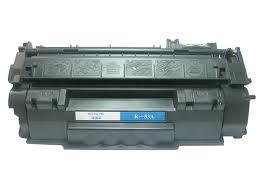 HP Toner cartridge 53A (Q7553A) zwart (huismerk) 3000
