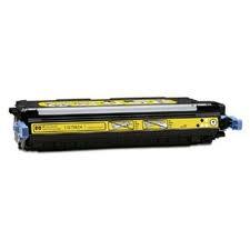 HP Toner cartridge Q7582A geel (huismerk) 6000